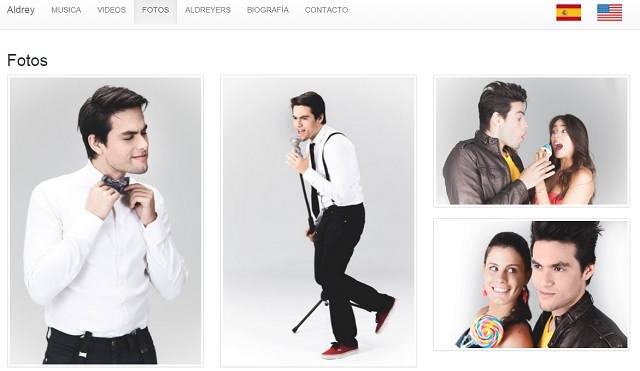 Aldrey_Official Site
