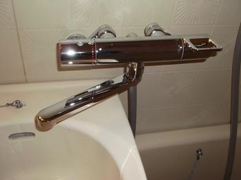 バスルーム_ワンレバー水栓