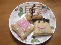 ブログ記事トップ画像_手作りチョコパイ