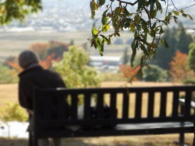 ブログ記事トップ画像_孤独な老人