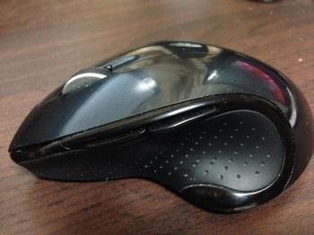 ブログ記事画像_無線のマウス