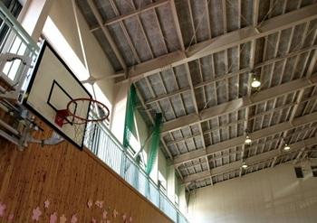 ブログ記事_トップ画像_体育館のバスケットゴール