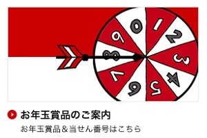 ブログ関連記事_トップ_画像_お年玉商品当選番号