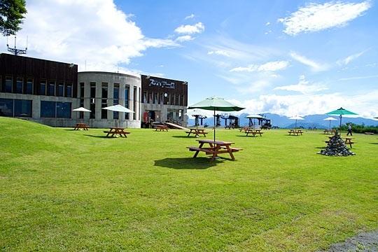 岩岳スキー場ゴンドラ・ゆり園