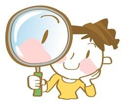 ブログ記事画像_虫眼鏡