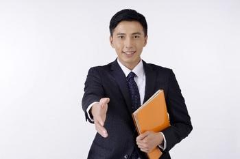 賃貸管理会社営業マン