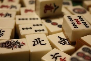 ブログ記事_トップ画像_麻雀パイ
