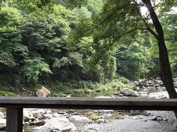 黒茶屋_河原