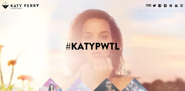 Katy Perry_Official Site