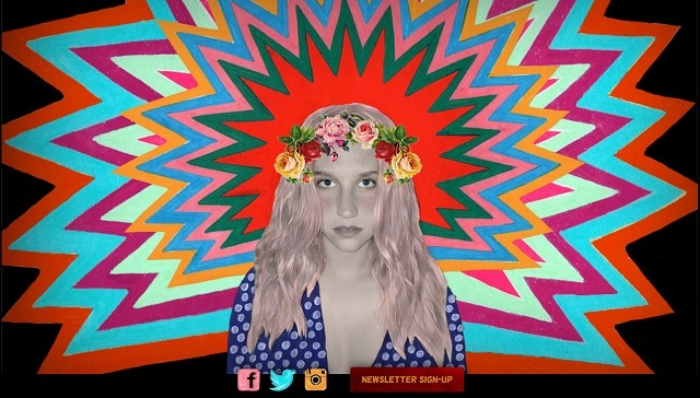 Ke$ha_Official Site
