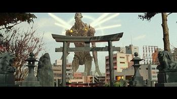 巨神兵東京に現わる