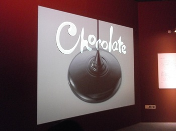 チョコレート展_ポスター