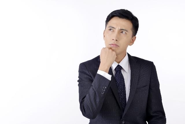 ブログ記事画像_悩めるビジネスマン