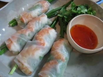 ブログ記事画像_ベトナム料理_生春巻き